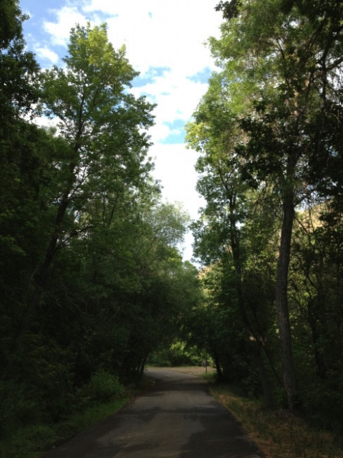 Memory Grove and City Creek Canyon